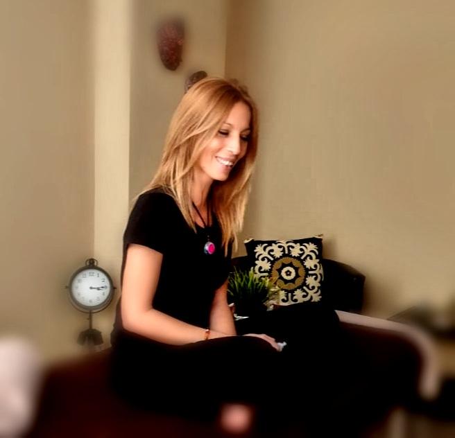 Sonia Piedra Terapeuta holística Barcelona